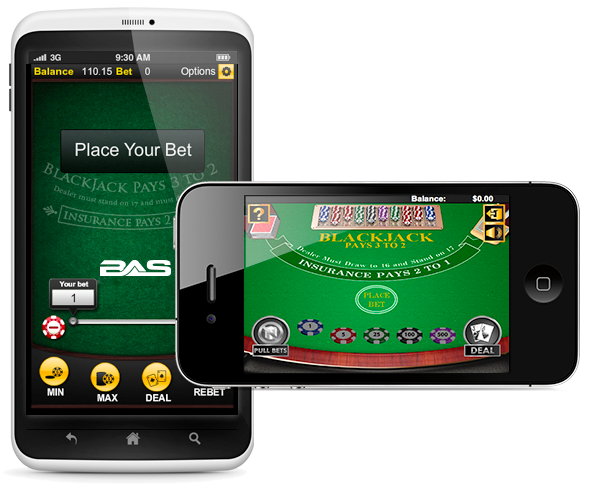 Mobile Mini Casino Games